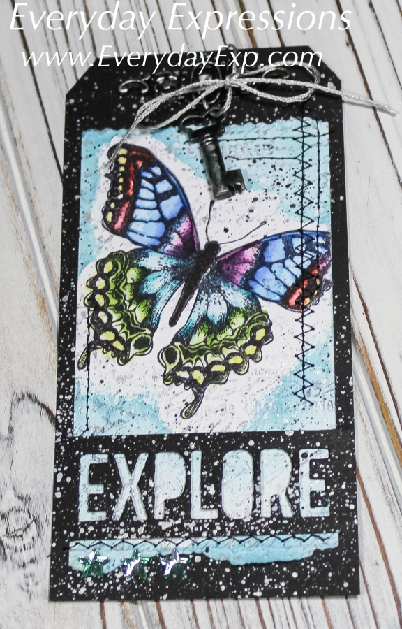 Explore July Tag