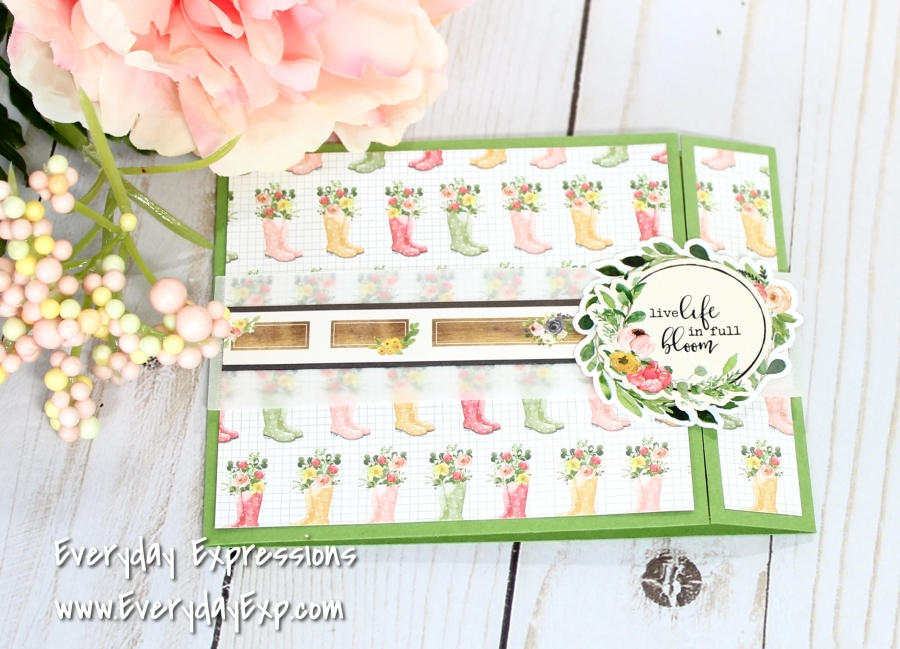 Simon Says Stamp March Kit – Card#3