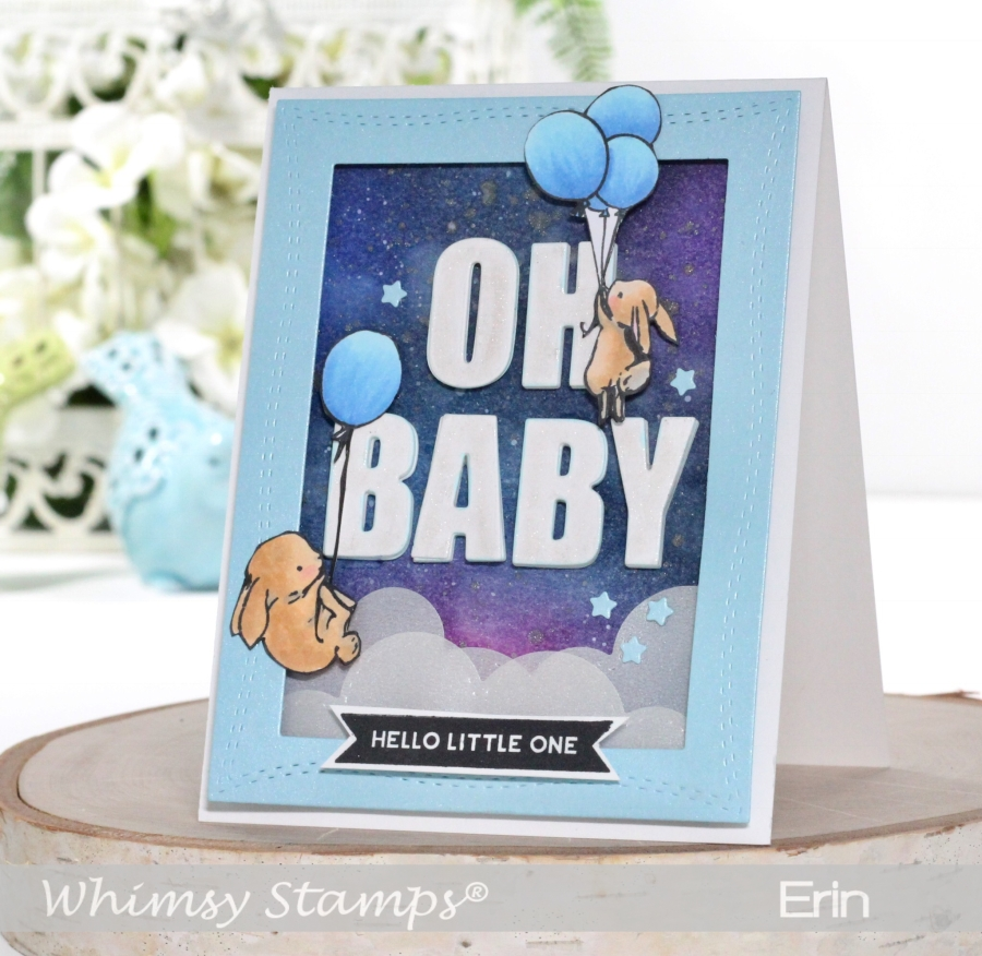 Oh Baby! Whimsy July Release Day1