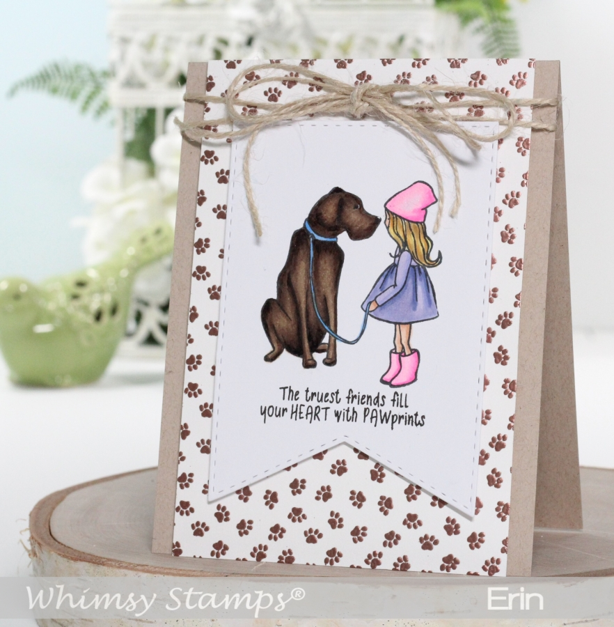 Soul Mutts: Whimsy Stamps' July Release Day 5