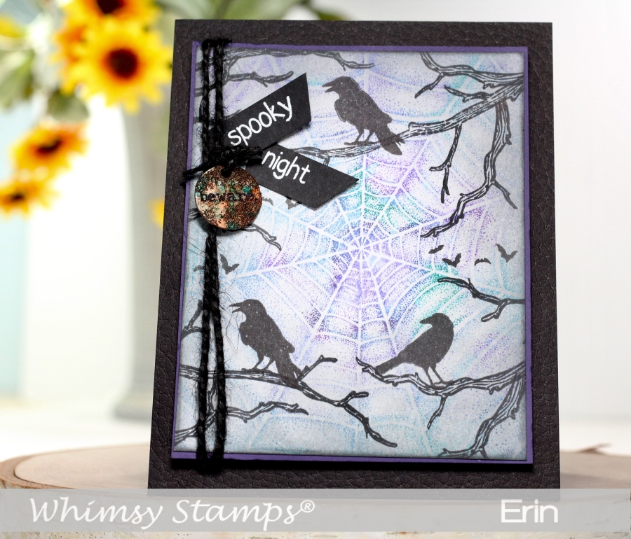 Spooky Night Card