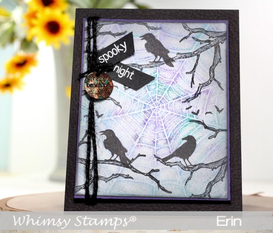 Spooky Night Card