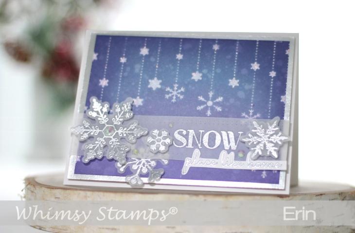 Snow stencil 1