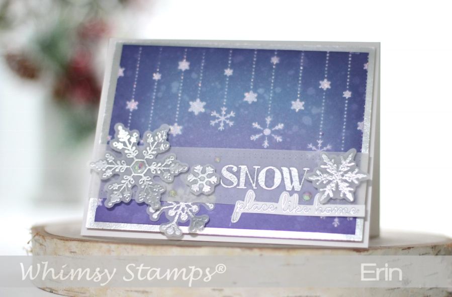 Whimsy Stamps November Release