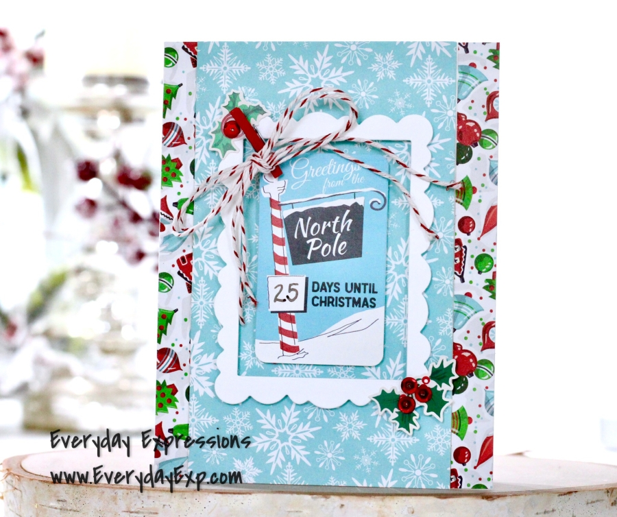 Simon Says Stamp December 2018 Card Kit
