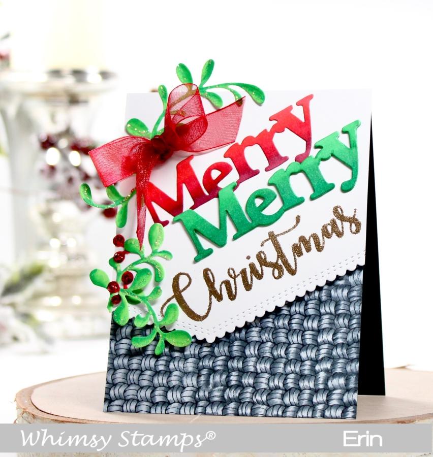 Merry, Merry ChristmasCard