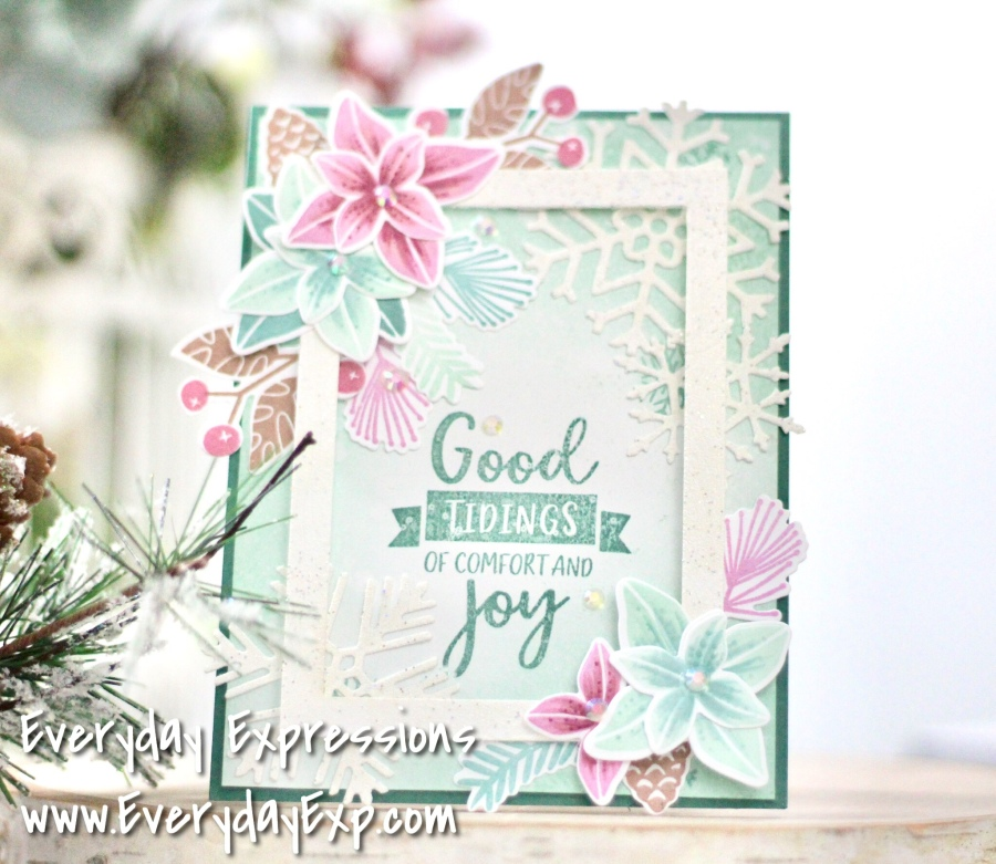 Catherine Pooler Boughs and Berries Card