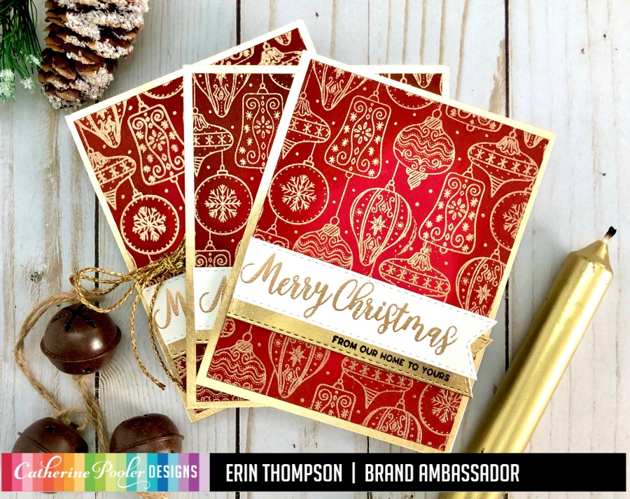 Easy and Elegant Catherine Pooler Christmas Cards