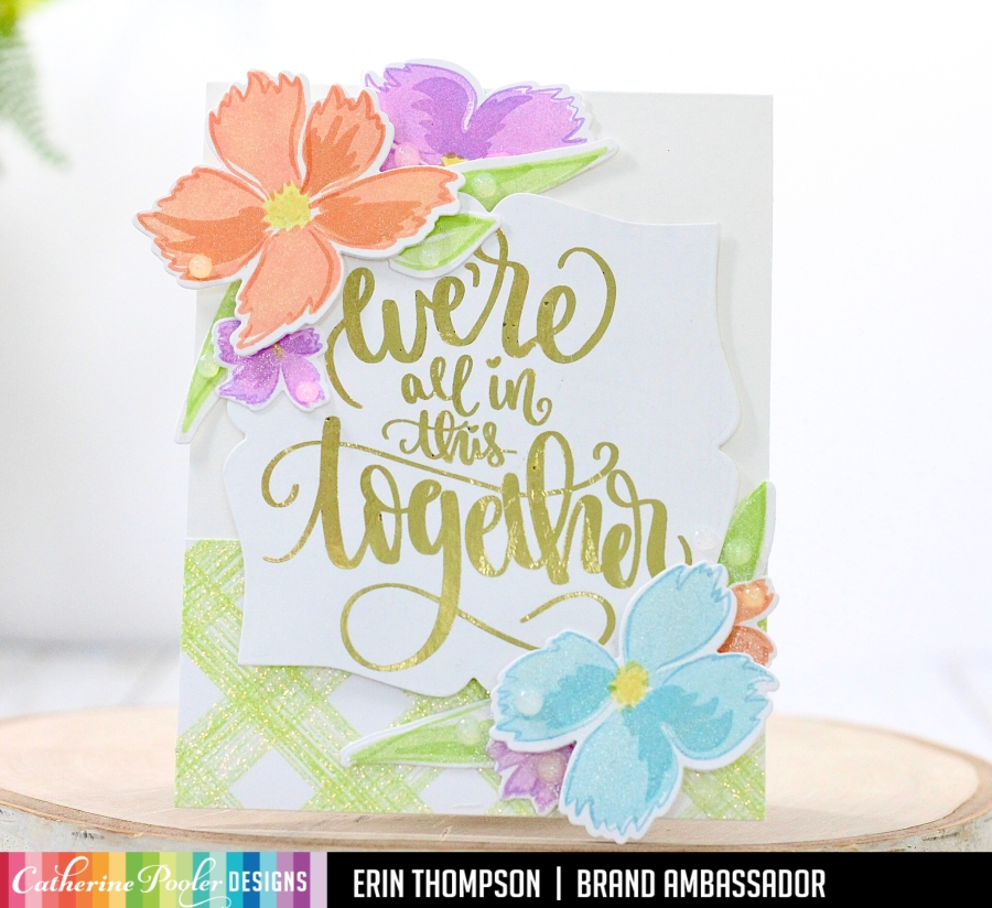 Layered Floral Stamps Tips and Tricks