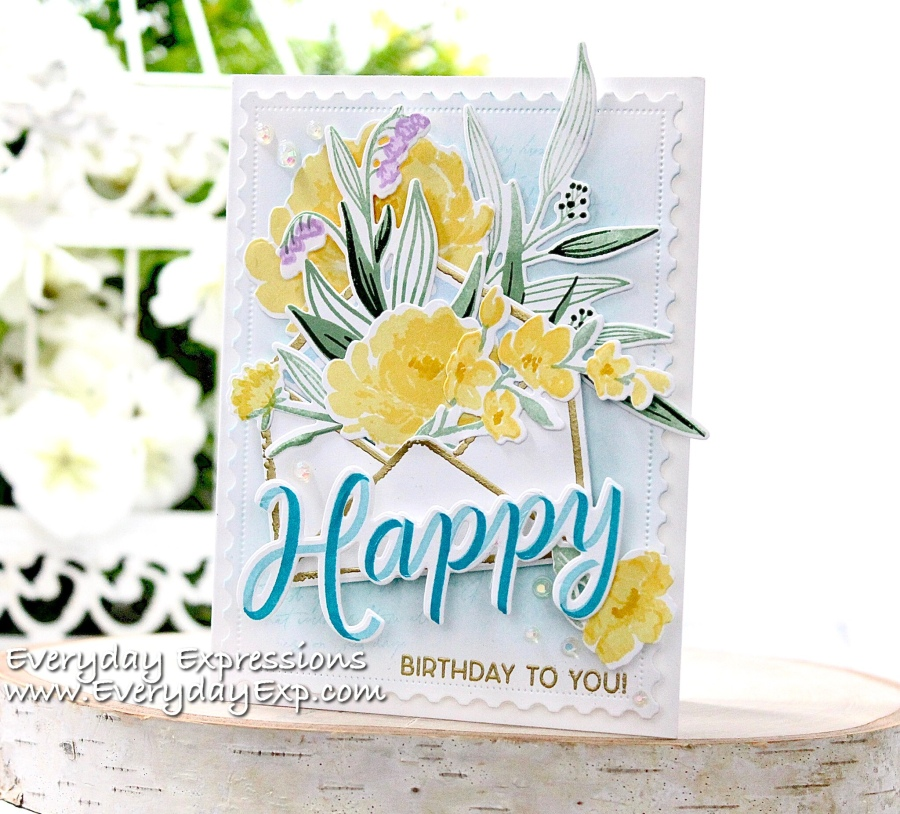 The Greetery – Lovely Layered Birthday Cards