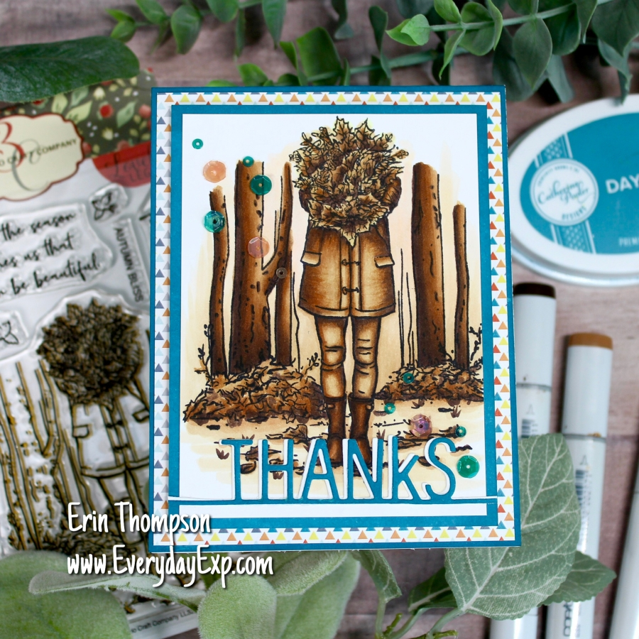 Catherine Pooler & Colorado Craft Company Fall Blog Hop