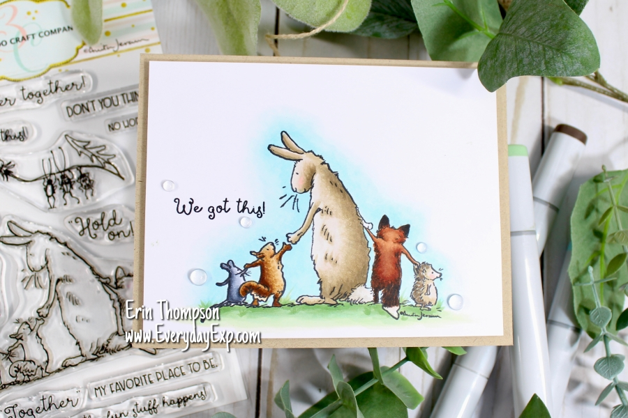 Colorado Craft Company October Release-Artist Anita Jeram