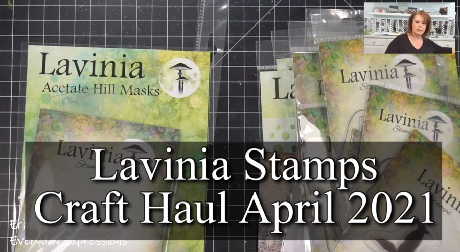Lavinia Stamps Craft Haul April 2021