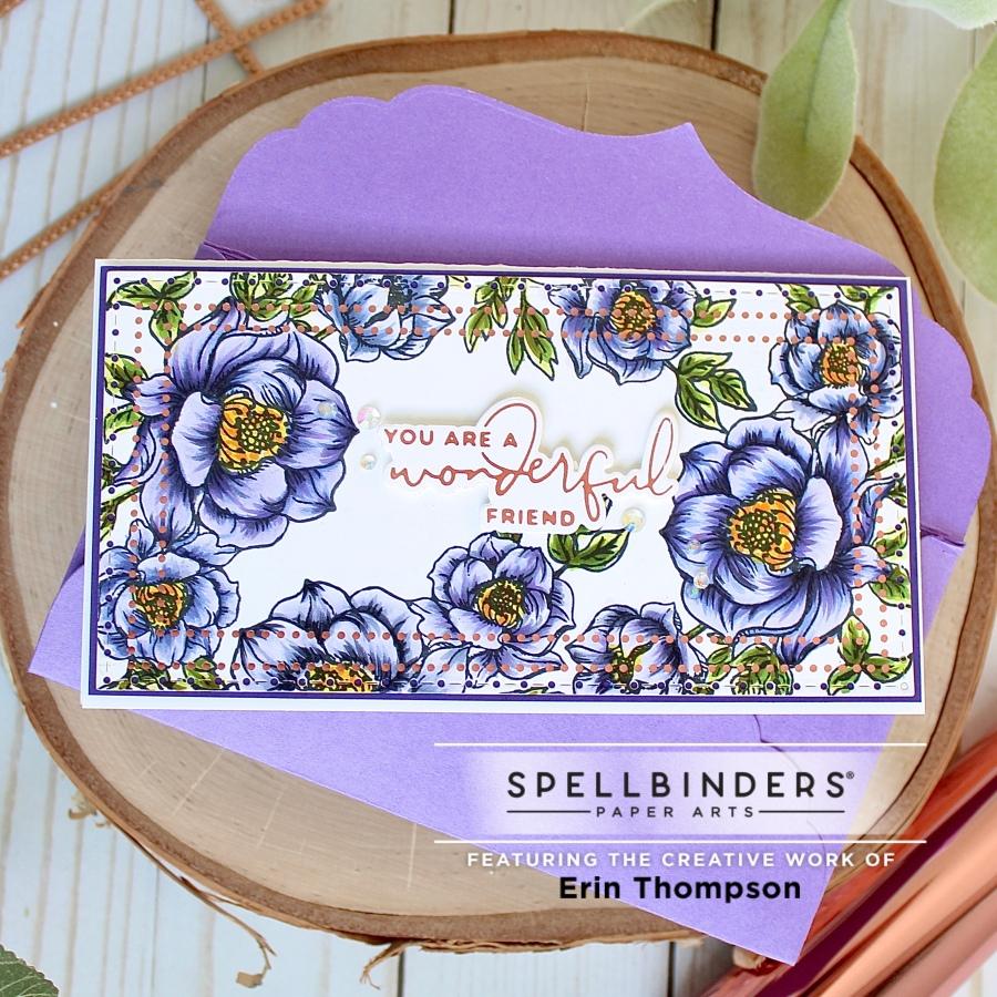 Spellbinders Paper Arts Clubs Blog Hop &Giveaways