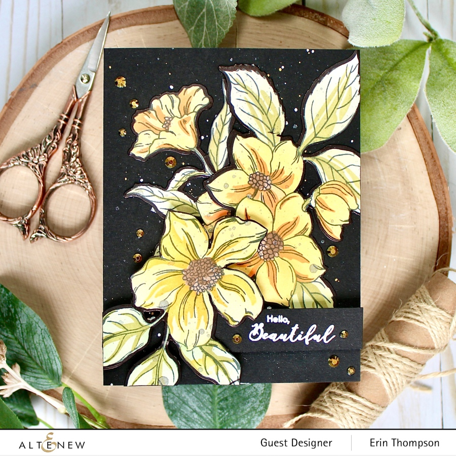 Altenew Craft Your Life Project Kit: Hello Beautiful Release Blog Hop +Giveaway