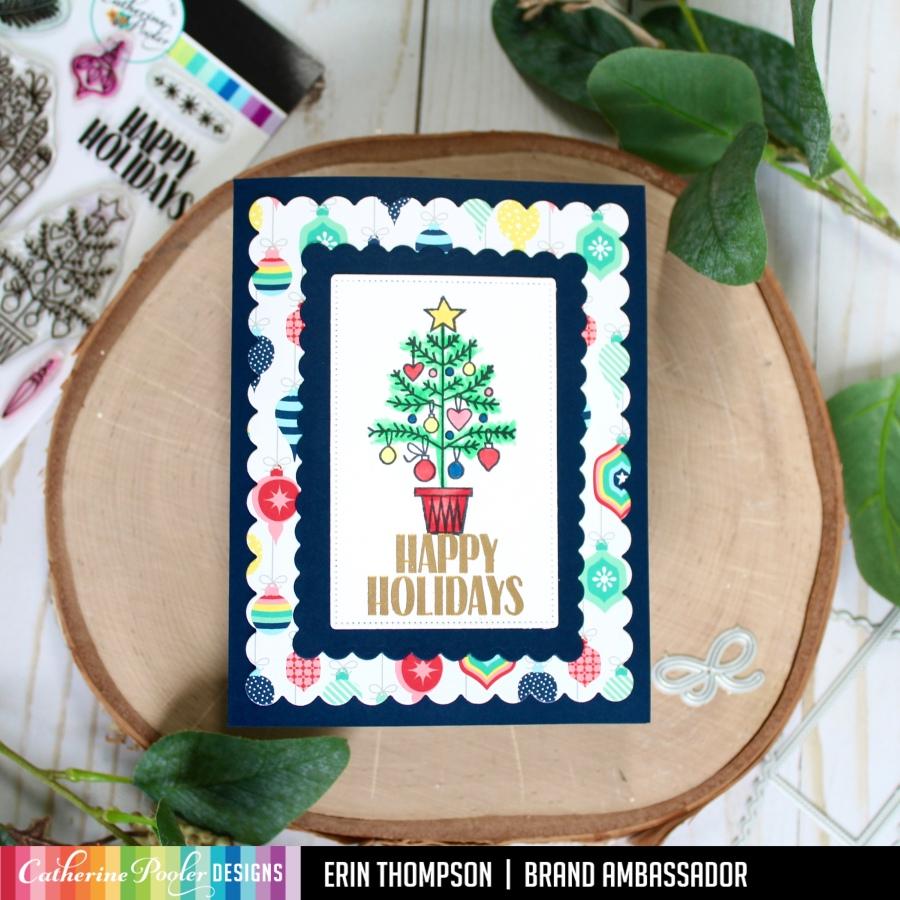 Christmas Pop-Up SurpriseCard